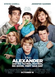 فيلم الكوميديا العائلي Alexander and the Terrible, Horrible,No Good, Very Bad Day 2014 مترجم