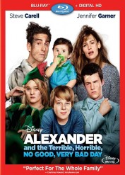 فيلم الكوميديا العائلي Alexander and the Terrible, Horrible, No Good, Very Bad Day 2014 مترجم