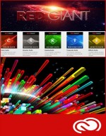 Red Giant Complete Suite for Adobe Creative Cloud 2015