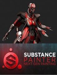 برنامج الرسم الرائع Allegorithmic Substance Painter v1.3.2 Build 650