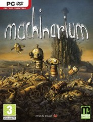لعبة Machinarium