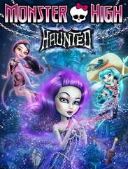 فيلم Monster high: haunted 2015 مترجم