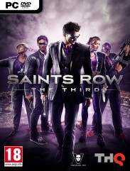 لعبة Saints Row The Third