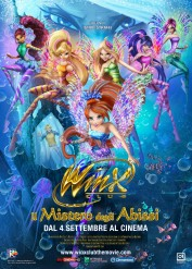 فيلم Winx club The mystery of the abyss 2014 مترجم