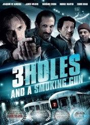 فيلم 3Holes and a Smoking Gun 2014 مترجم