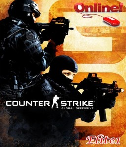 لعبة Counter-Strike Global Offensive + Online