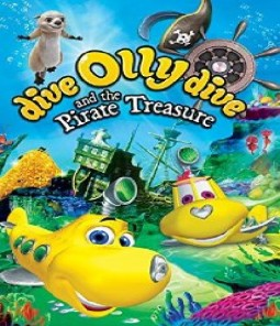 فيلم Dive Olly Dive and the Pirate Treasure 2014 مترجم