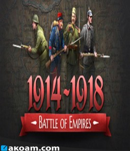 لعبة Battle of Empires 1914 بكراك CODEX