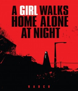 فيلم A Girl Walks Home Alone at Night  2014 مترجم