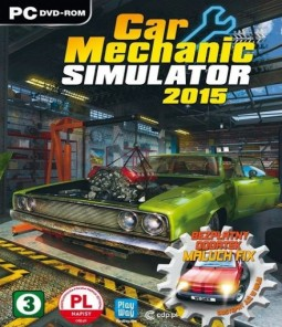 لعبة Car Mechanic Simulator 2015
