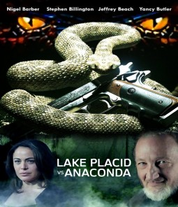 فيلم Lake Placid vs. Anaconda 2015 مترجم