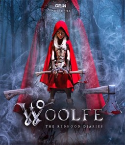لعبة Woolfe: The Red Hood Diaries