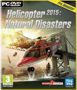 لعبة Helicopter 2015 Natural Disasters