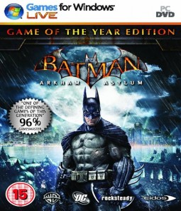 لعبة Batman Arkham Asylum Game of the Year Edition