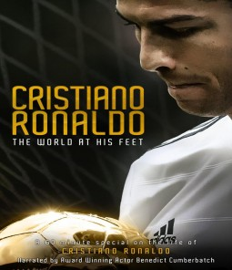 فيلم Cristiano Ronaldo: World at His Feet  2014 مترجم
