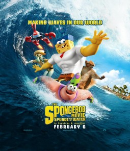 فيلم The SpongeBob Movie: Sponge Out of Water 2015 مترجم - BluRay