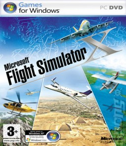 لعبة Microsoft Flight Simulator X: Steam Edition