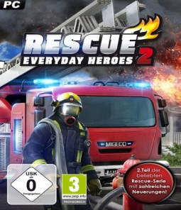 لعبة RESCUE 2 Everyday Heroes