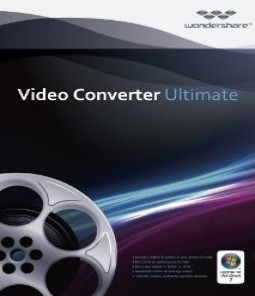برنامج Wondershare Video Converter Ultimate 8.1.3.0