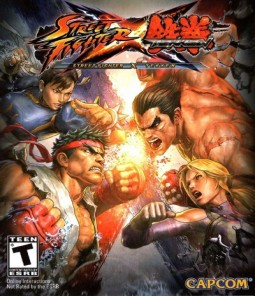 لعبة Street Fighter X Tekken