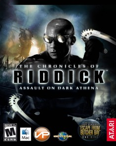 لعبة The Chronicles of Riddick Assault on Dark Athena