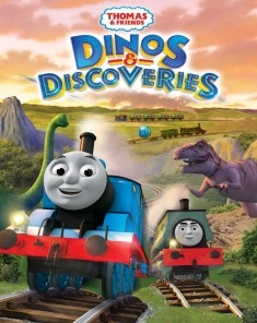 فيلم Thomas & Friends: Dinos and Discoveries 2015 مترجم