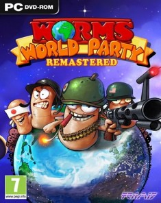 لعبة Worms World Party Remastered