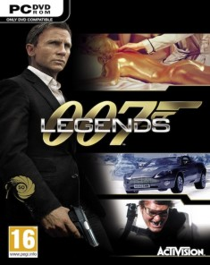 لعبة 007Legends