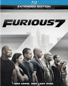 فيلم Fast and Furious 7 2015 مترجم