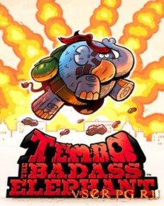 لعبة TEMBO THE BADASS ELEPHANT