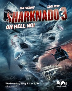 فيلم Sharknado 3: Oh Hell No! 2015 مترجم