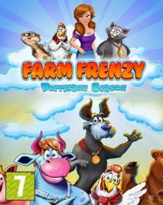 لعبة Farm Frenzy: Hurricane Season