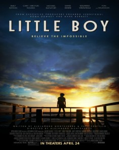 فيلم Little Boy 2015 مترجم
