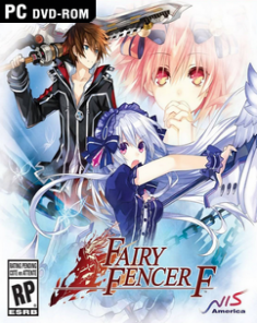 لعبة Fairy Fencer F