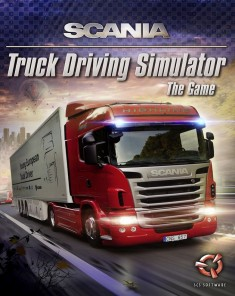 لعبة Scania Truck Driving Simulator The Game