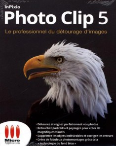 برنامج InPixio Photo Clip Professional v5 01 Multilingual
