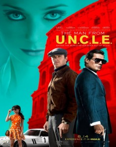 فيلم The Man from U.N.C.L.E.2015 مترجم