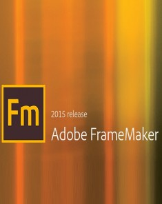 برنامج Adobe FrameMaker 2015 v13.0.1