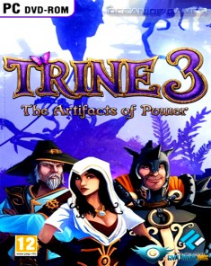 لعبة  Trine 3: The Artifacts of Power