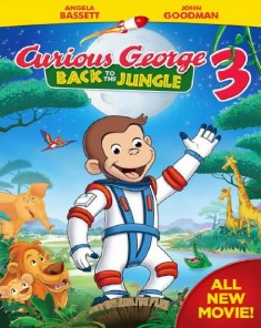 فيلم Curious George 3: Back to the Jungle 2015 مترجم