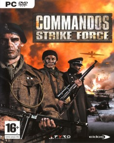 لعبة Commandos Strike Force