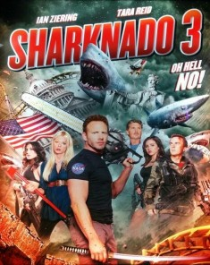 فيلم Sharknado 3: Oh Hell No 2015 مترجم