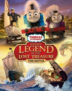 فيلم Sodor's Legend of the Lost Treasure 2015 مترجم