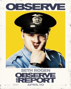 فيلم Observe and Report 2009 مترجم