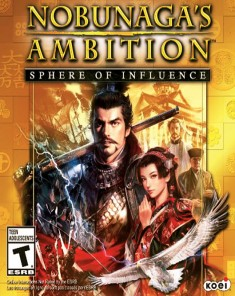 لعبة Nobunagas Ambition Sphere of Influence