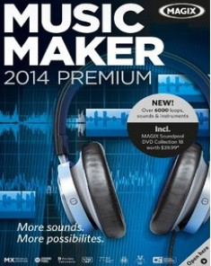 برامج MAGIX Music Maker Hip Hop Edition 6 v21.0.3.47