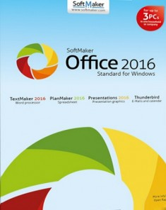 برنامج SoftMaker Office Professional 2016 rev 742.0829