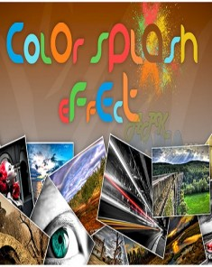 برنامج Color Splash Effect Pro v1.8.0