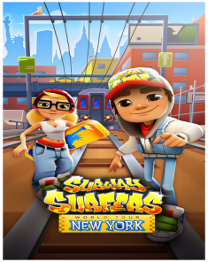 لعبة Subway Surfers New York 1.44.1