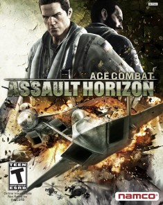 لعبة  Ace Combat Assault Horizon